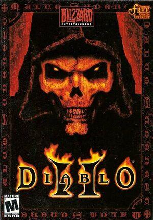 Diablo II cover