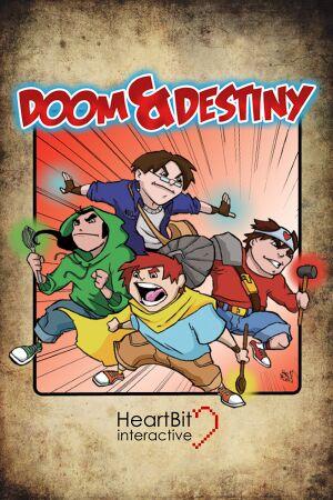 Doom & Destiny cover