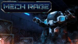 Mech Rage cover