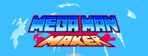 Mega Man Maker cover