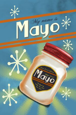 My Name is Mayo cover