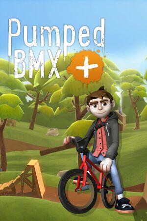 Pumped BMX + cover
