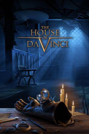 The House of Da Vinci cover