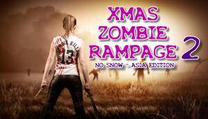 Xmas Zombie Rampage 2 cover
