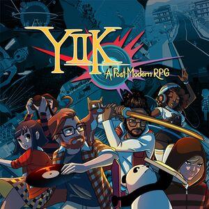 YIIK: A Postmodern RPG cover